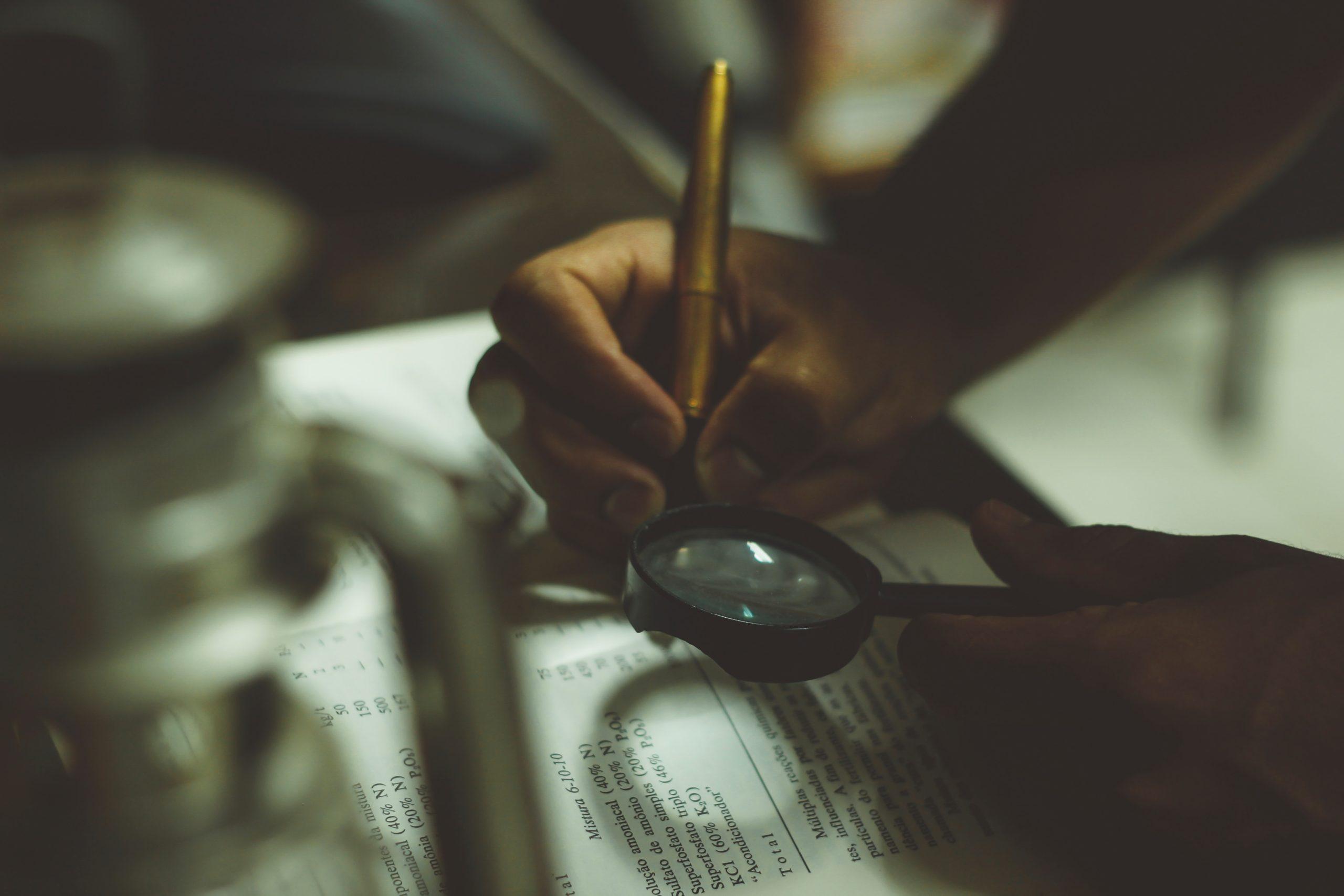 Detektyw prywatny - jakie usługi może wykonywać?