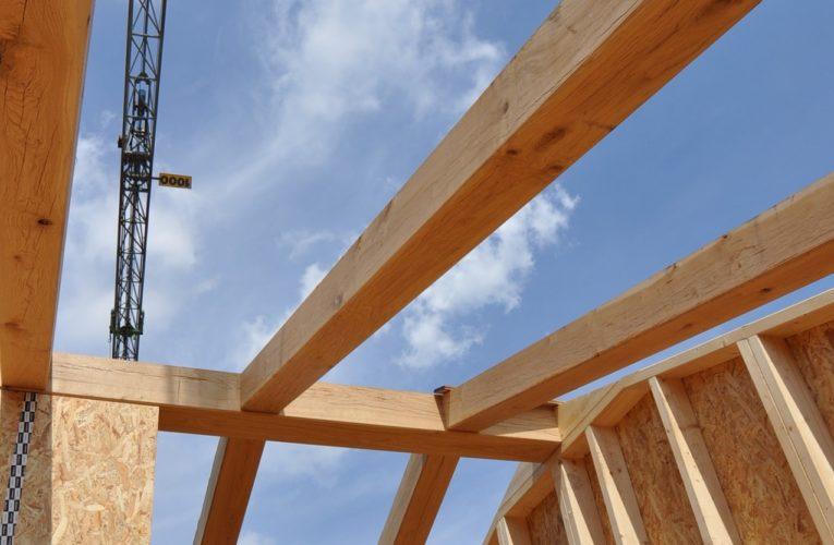 Konstrukcje drewniane – domy